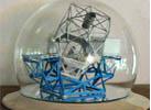 Keck Display Dome