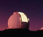 Keck Observatory dome